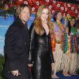 """""""La belle Nicole Kidman et Keith Urban à l'occasion de l'avant-première du  Mytho , qui s'est tenue au Ziegfeld Theatre de New York, le 8 février 2011."""""""