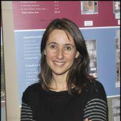 Alexia Laroche-Joubert se met à l'heure d'hiver avec Alain Chamfort !