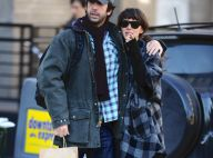 David Schwimmer de Friends : très câlin avec sa chérie enceinte !