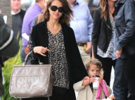 Jessica Alba retrouve sa fille... qui a déjà tout d'une grande !