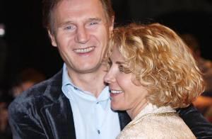 Liam Neeson revient sur la mort tragique de sa femme, Natasha Richardson...