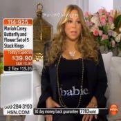 Mariah Carey : enceinte de jumeaux, ses kilos en trop l'épuisent !