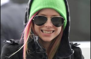 Avril Lavigne : son Brody Jenner la rend plus belle et épanouie que jamais !