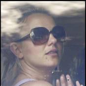 Britney Spears : Pas franchement glamour pour une virée au fast-food du coin !