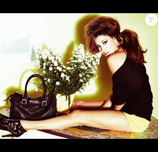 Belen Rodriguez, égérie pour Miss Sixty Printemps-Été 2011
