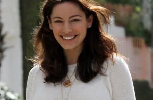 Kelly Brook : Même sans maquillage, elle reste la femme parfaite !