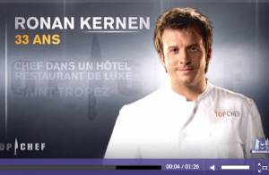 Top Chef - Ronan raconte son enfance difficile :