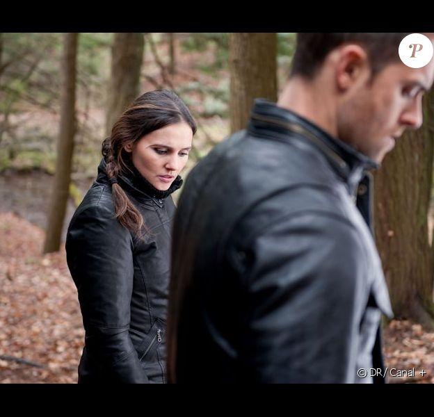 Premières images de la série XIII  avec Virginie Ledoyen