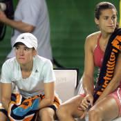Justine Hénin, aveux d'une mauvaise joueuse... à qui Mauresmo n'a pas pardonné !