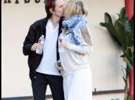 Kate Hudson enceinte : Gros ventre, bisous, son chéri Matthew Bellamy est ravi !