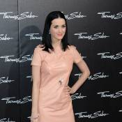 Katy Perry : Bien en chair sur tapis rouge !