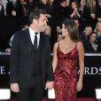 Javier Bardem et Penélope Cruz à la cérémonie des Oscars à Los Angeles, le 27 février 2011..