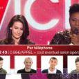 Marie Drucker co-anime avec Aline Afanoukoé la seconde moitié des Victoires de la Musique 2011, mardi 1er mars sur France 2.