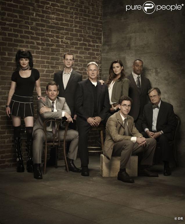 La famille NCIS