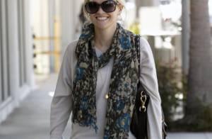 Reese Witherspoon : après une soirée avec son ex, elle garde le sourire !