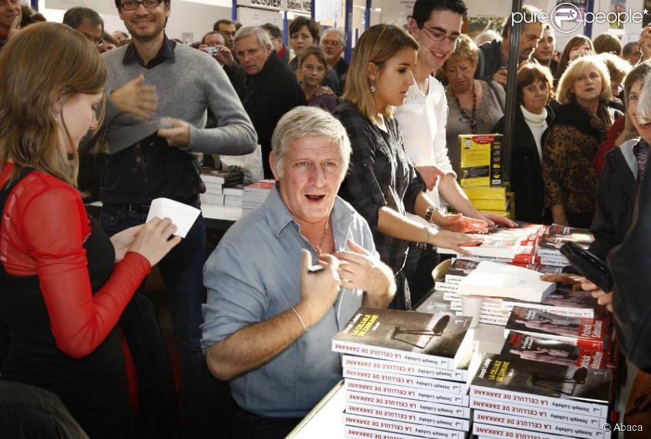 Patrick s bastien au salon du livre de brive la gaillarde - Salon du livre de brive ...