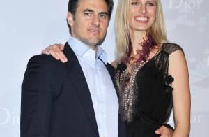 Karolina Kurkova : Au bras de son homme, elle fait du charme aux Madrilènes...