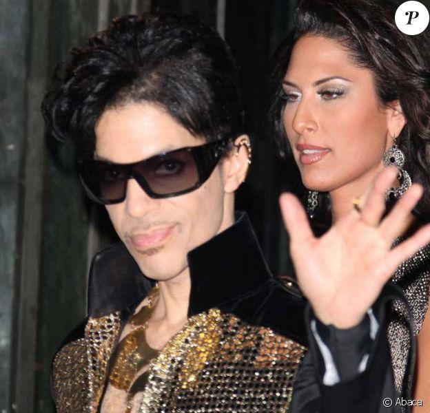Prince, Paris, le 5 octobre 2009