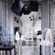 Boutique éphémère Chanel et Colette rue Saint-Honoré, jusqu'au 10 mars 2011