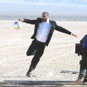 Eric Cantona frappe fort pour L'Oreal et revoit son coup de pied de kung-fu !
