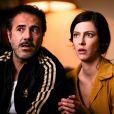 Anna Mouglalis et José Garcia dans le film Chez Gino