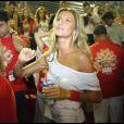 Gisele Bündchen déchainée pendant le Carnaval de Rio, le 6 mars 2011