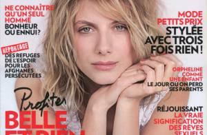 Mélanie Laurent évoque ses démons, son envie de devenir mère et ses complexes...