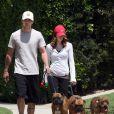 Justin Timberlake et Jessica Biel en août 2009