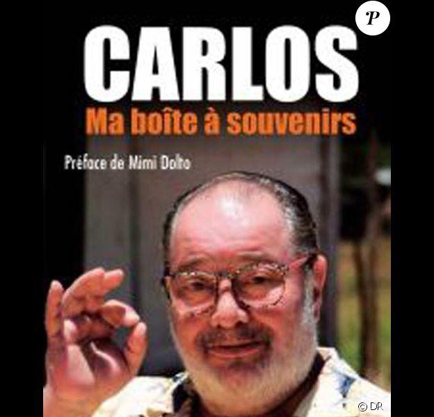 'Ma boîte à souvenirs' de Carlos aux éditions du Rocher