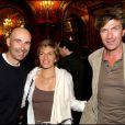 Nicolas Canteloup, Véronique Jannot et Philippe Caroit