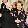 Line Renaud et Bernadette Chirac