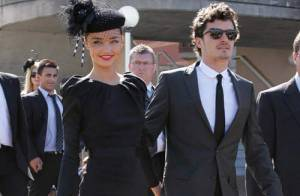 PHOTOS : Orlando Bloom et Miranda Kerr de plus en plus amoureux !