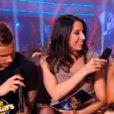 Katrina, M. Pokora et Lea Lando dans L'After de Danse avec les stars
