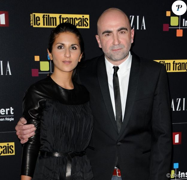 Géraldine Nakache et Hervé Mimran