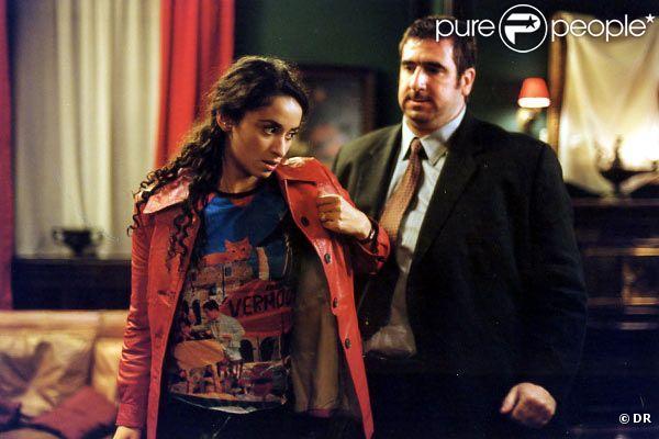 Rachida Brakni et Eric Cantona se sont rencontrés sur le tournage de l'Outremangeur. Depuis, ils sont mariés