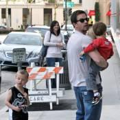 Mark Wahlberg : Ses fils pompent tout sur lui ! Et il en est fier !