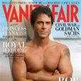 Rob Lowe en couverture de Vanity Fair pour le mois de mai 2011
