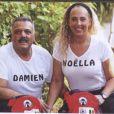 Damien et Noëlla dans Pékin Express - La route des grands fauves
