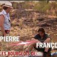 Jean-Pierre et François, les bourgeois décalés dans la bande-annonce de Pékin Express - La route des grands fauves