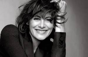 Inès de la Fressange pour L'Oréal, premier visuel officiel...