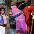 Lorie lors du Festival des moments magiques de Disney au Disneyland Resort Paris à Marne-La-Vallée le 2 avril 2011