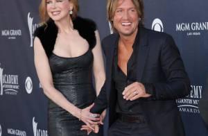 Nicole Kidman et Keith Urban : Entre complicité et fou rire, un couple au top !