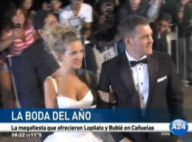 Michael Bublé et Luisana : Leur mariage perturbé par une grave intrusion !