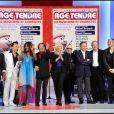 Les vedettes invitées sur le plateau de Vivement Dimanche (émission diffusée le 27 février 2011) pour promouvoir la tournée des idoles