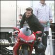 David Beckham, Los Angeles, le 29 mars 2011