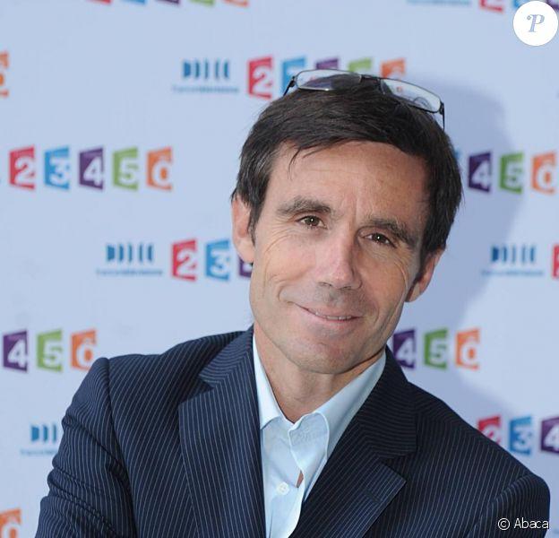 David Pujadas décroche l'animation d'un rendez-vous politique mensuel en prime time sur France 2.