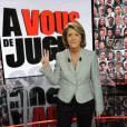 Arlette Chabot quitte France 2 pour Europe 1. L'émission  A vous de juger  est retirée de l'anne.