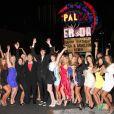 Fête d'anniversaire de Hugh Hefner et Marston Hefner à Las Vegas le 9 avril 2011
