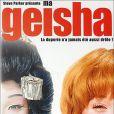 Shirley MacLaine dans Geisha, avec Yves Montand