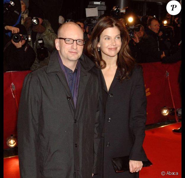 Steven Soderbergh et sa femme